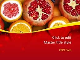 Powerpoint Templates Food Food And Drinks Powerpoint Templates
