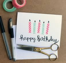 Diy Kids Birthday Card Creative Birthday Cards Ideas Diy Birthday Card Ideas 30 Creative