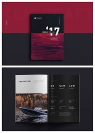 Product Brochure Cover Design 75 Brochure Ideas To Inspire Your Next Design Project