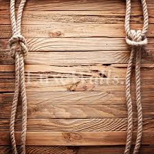 wooden boards and ship rope wallpaper