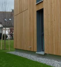 Trendfuge Kontrast Vertikal Holzfassade In 2019
