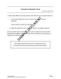 child travel consent brazil legal