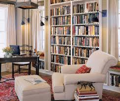 comfortable home office. Charleston Reading Chairs Comfortable Home Office Traditional With Window Seat Storage Decorative Objects And Figurines Built-in Bookshelf