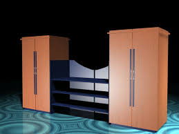office wall shelving units. Office Wall Units With Shelves 3D Model Office Shelving