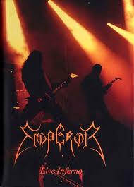<b>Emperor</b> - <b>Live Inferno</b> - Encyclopaedia Metallum: The Metal Archives