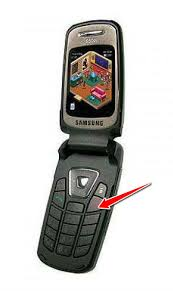 Hard Reset for Samsung S500i