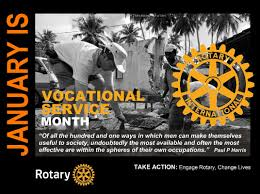 Image result for rotary vocational month