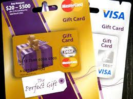 visa gift card pins