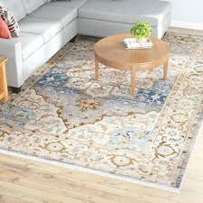 vintage traditional blue brown area rug and rugs chocolate