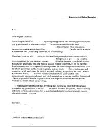 Sample Letters Of Recommendation For Medical Doctors