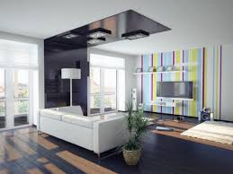 Modern Kitchen Living Room Modern Chic Living Room Zampco