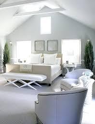 White Master Bedroom Love The Light Purple Black And White Master