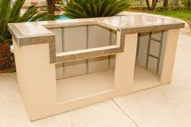 outdoor kitchen island kits and bbq