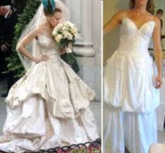 angry brides share their bridal gown horror stories daily mail Wedding Dresses From China one bride wanted a fairy tale dress like sarah jessica parker's sex and the city character wedding dresses from china cheap