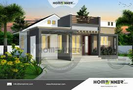attrayant modern house design with 3 bedrooms photo 1