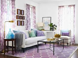 Purple Accessories For Living Room Purple And Blue Living Room Decor Yes Yes Go