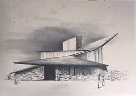 architectural drawings of modern houses. New Ideas Architectural Drawings Of Modern Houses With Mid Century Home Sketch Richard B Swain F