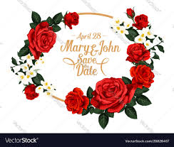 Flower Design For Marriage Flowers For Save The Date Wedding Design