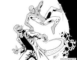 28 spring coloring pages printable images. Updated 100 Spiderman Coloring Pages September 2020