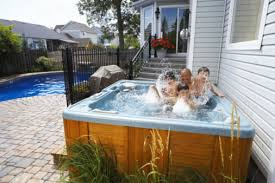 above ground jacuzzi. Exellent Ground Above Ground Hot Tubs Picture Inside Ground Jacuzzi