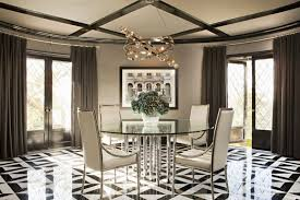 Design For Dining Room Custom Set The Table Jeff Lewis Design