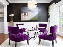 Purple Accent Chairs Living Room