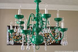 upcycled lighting ideas. Upcycled Vintage Inspired Chandelier, Dining Room Ideas, Lighting, Mason Jars, Painting, Lighting Ideas E