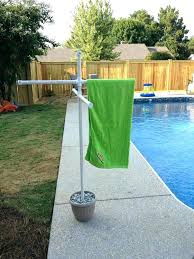 outdoor pool towel rack pool towel rack outdoor pool towel storage pool towel rack plans towel
