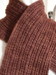 Ribbed Scarf Pattern Best Ravelry Simply Ribbed Scarf Pattern By Grace Mcewen