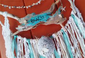 Beach Dream Catchers Beach House Dream Catcher Ocean Sea Shell Gift Surf Seahorse 50