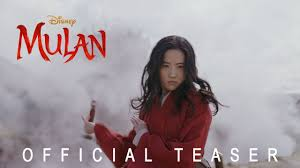 Лю ифэй, донни йен, джет ли и др. Disney S Mulan Official Teaser Youtube