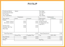 free uk payslip template download pay slip template