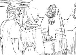 Small Picture The Presentation of Jesus at the Temple Coloring Pages