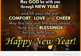 Happy New Year Christian Quotes Best Of Happy New Year Christian Wishes 24