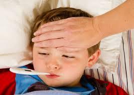 Pojarul sau rujeola la copii - simptome si tratament