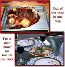 roast beef in a bag recipe food