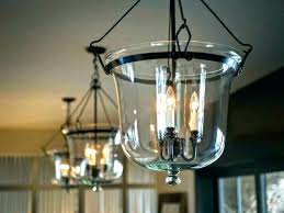 glass globe pendant foyer lighting fixtures clear kitchen lights light industrial shades of full size