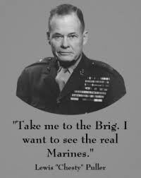 Chesty Puller Quotes Fascinating Usmc Chesty Puller Quotes On QuotesTopics