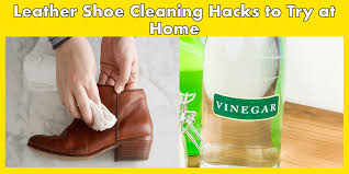 diy leather shoe cleaners