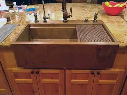 Cocina 24 Copper Kitchen Sink  Native TrailsHow To Care For A Copper Kitchen Sink