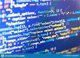 Html De Programmation De Code Source Pour Le Développement De Site