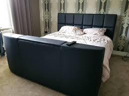 Bed With Tv Built In Deposit Taken Tv Bed With Built In Blue Tooth Usb Mp3