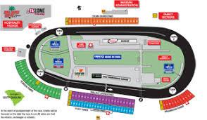 Iowa Speedway Seating Chart Seating Chart Darlington Raceway