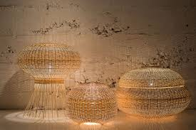 Nature inspired lighting Inspiration Nature Inspired Lighting Design Wicker Lamp Collection By Claesson Koivisto Rune Dzine Trip Wicker Lamp Collection By Claesson Koivisto Rune