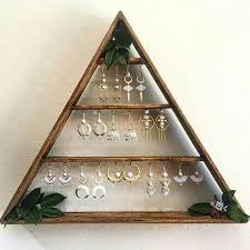 Pyramid <b>jewelry display</b> … | <b>Jewellery display</b>, Jewellery storage ...
