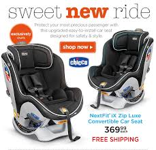 baby ride in style with the new chicco nextfit luxe milled