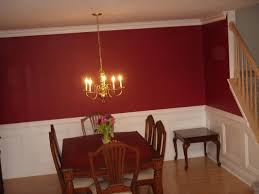 Home Design   Exciting Dining Room Paint Ideass - Dining room color ideas with chair rail