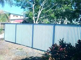 corrugated metal fence cost how much does an iron fence cost corrugated metal fence cost garden