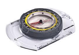 Amazon.com : Brunton TruArc3 Baseplate Scouting Compass : Sports ...