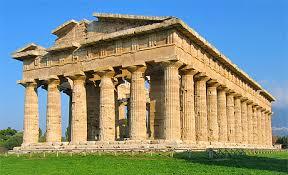 Paestum Tempelanlage